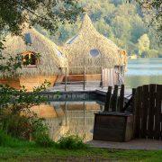 Cabane famille des Grands Lacs caravelle